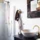 badrumsinspiration badrum inspiration marrockanskt golv badrumsmobel kommod massing badrumsdrommar