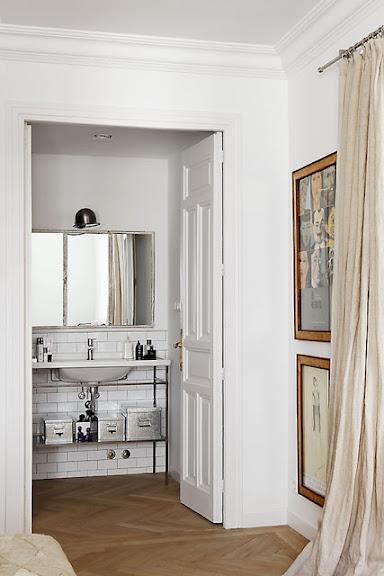 Från idé till tvättrum i sovrummet