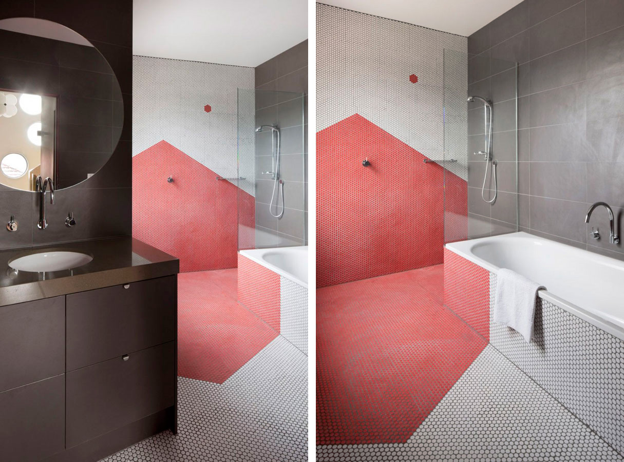 Ett exempel på perfekta disponeringen av 10kvm badrum ...