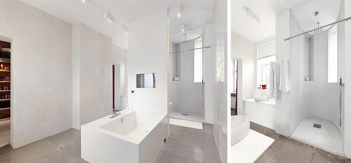 Badrumsinspiration  Badrum och spa med dressingroom – Badrumsdrömmar d56d77fdf1e35