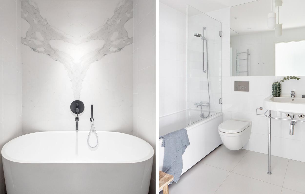 Badrumsinspiration - badrum inspiration stora plattor i litet badrum tips  att tänka på badrumsdrömmar ef112c6fdca7d