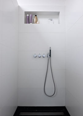 Fråga: För litet badrum för stora plattor?