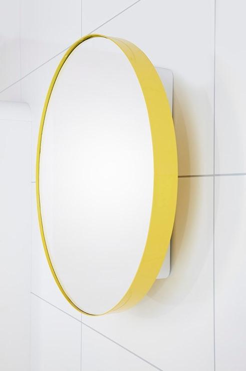 Puss på dig fina spegelskåp!