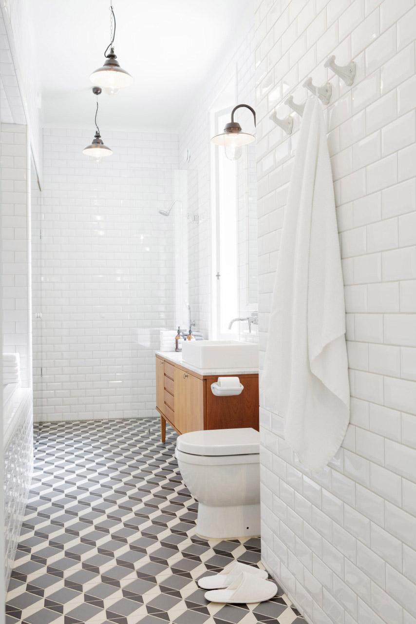 Inreda avlångt badrum ~ xellen.com