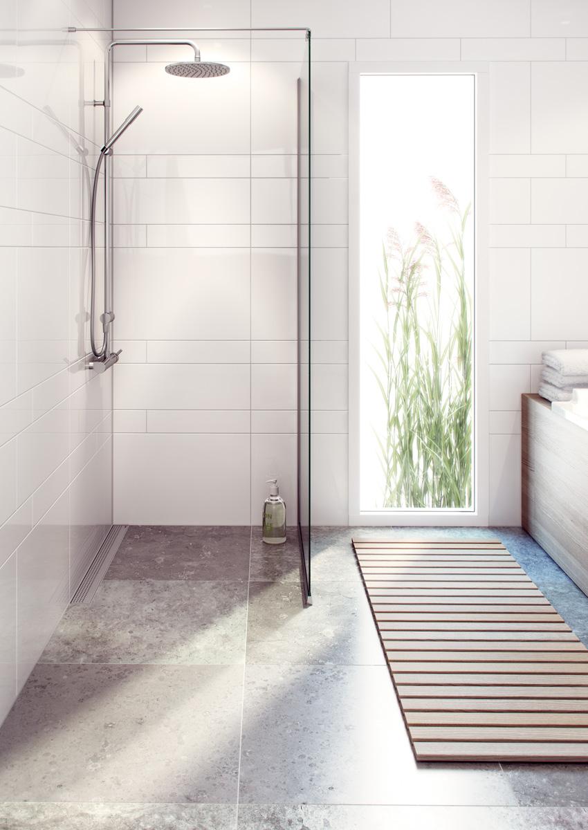 Renovera avlångt badrum ~ xellen.com
