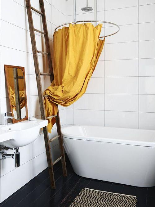 Duschring som pricken över duschen