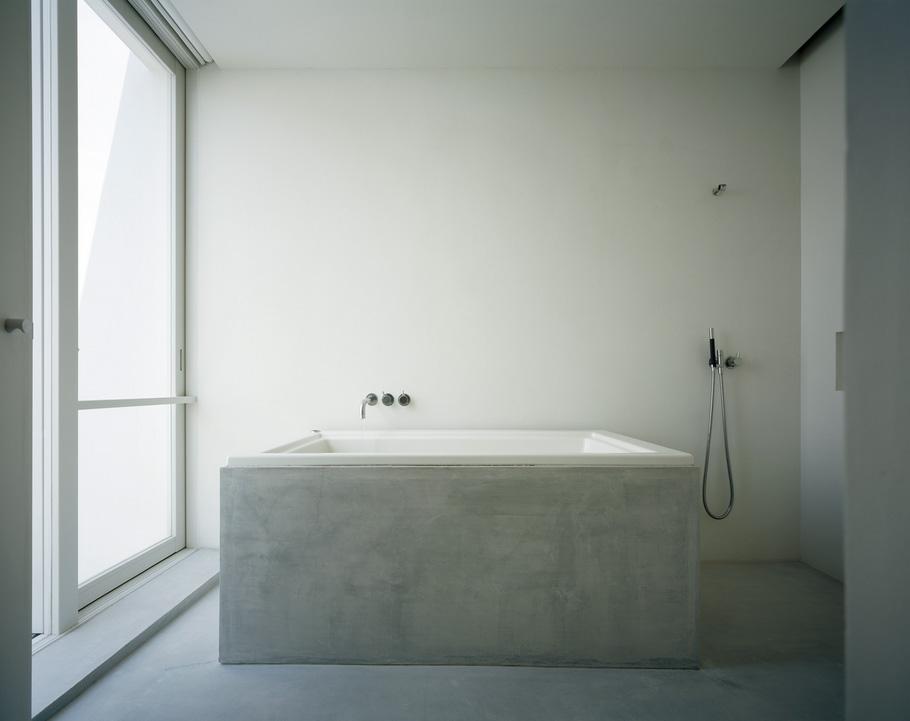 Minimalism i badrummen av john pawson badrumsdr mmar for John pawson lighting