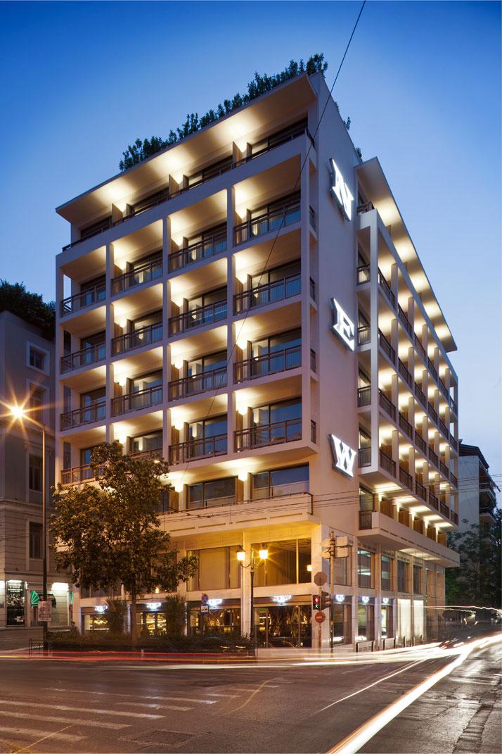 Fernando-Humberto-Campana-New-Hotel_athens-greece_via-yatzer_guldbadrum_badrumsdrömmar_8