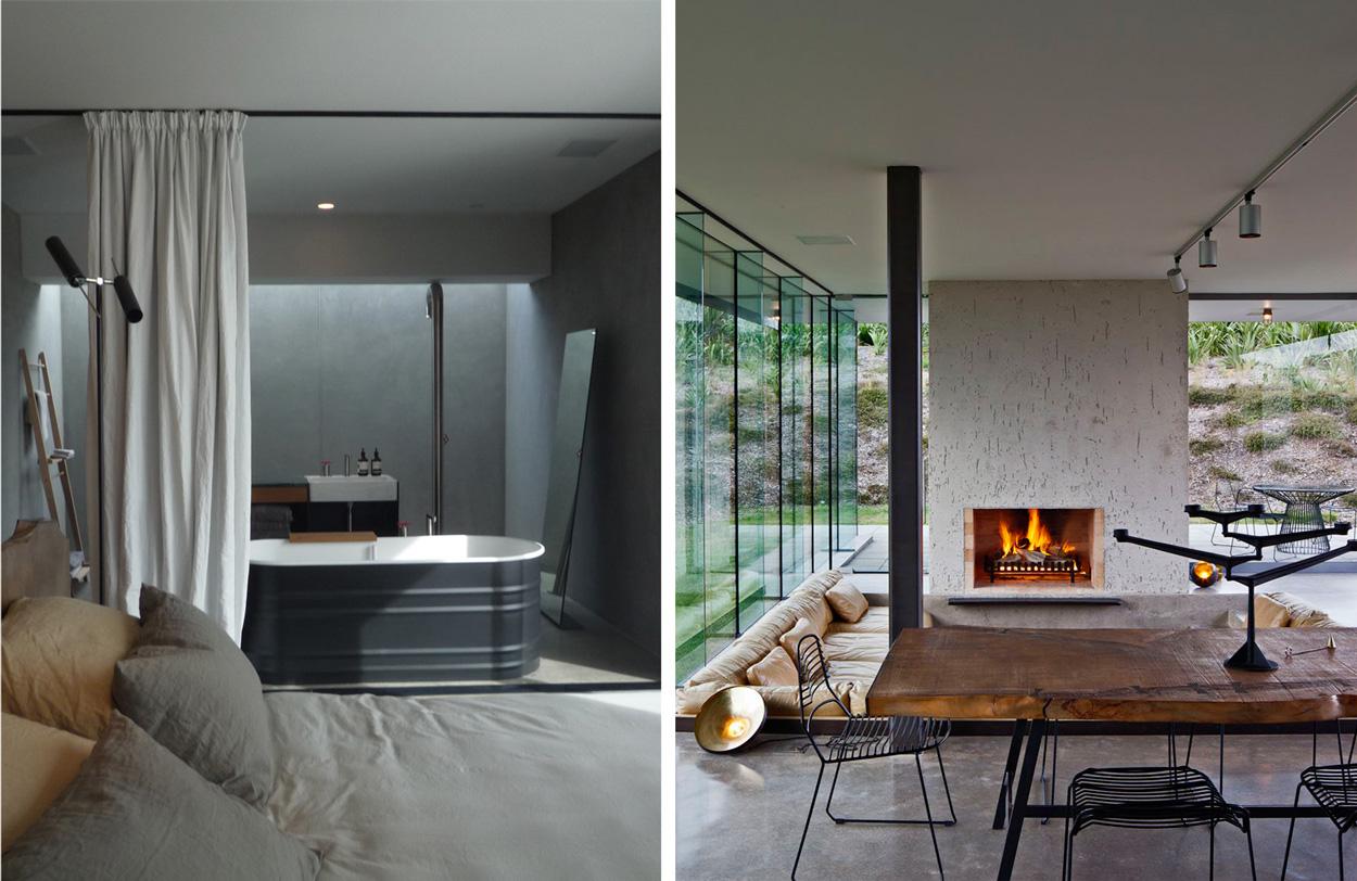 grå sovrum inspiration