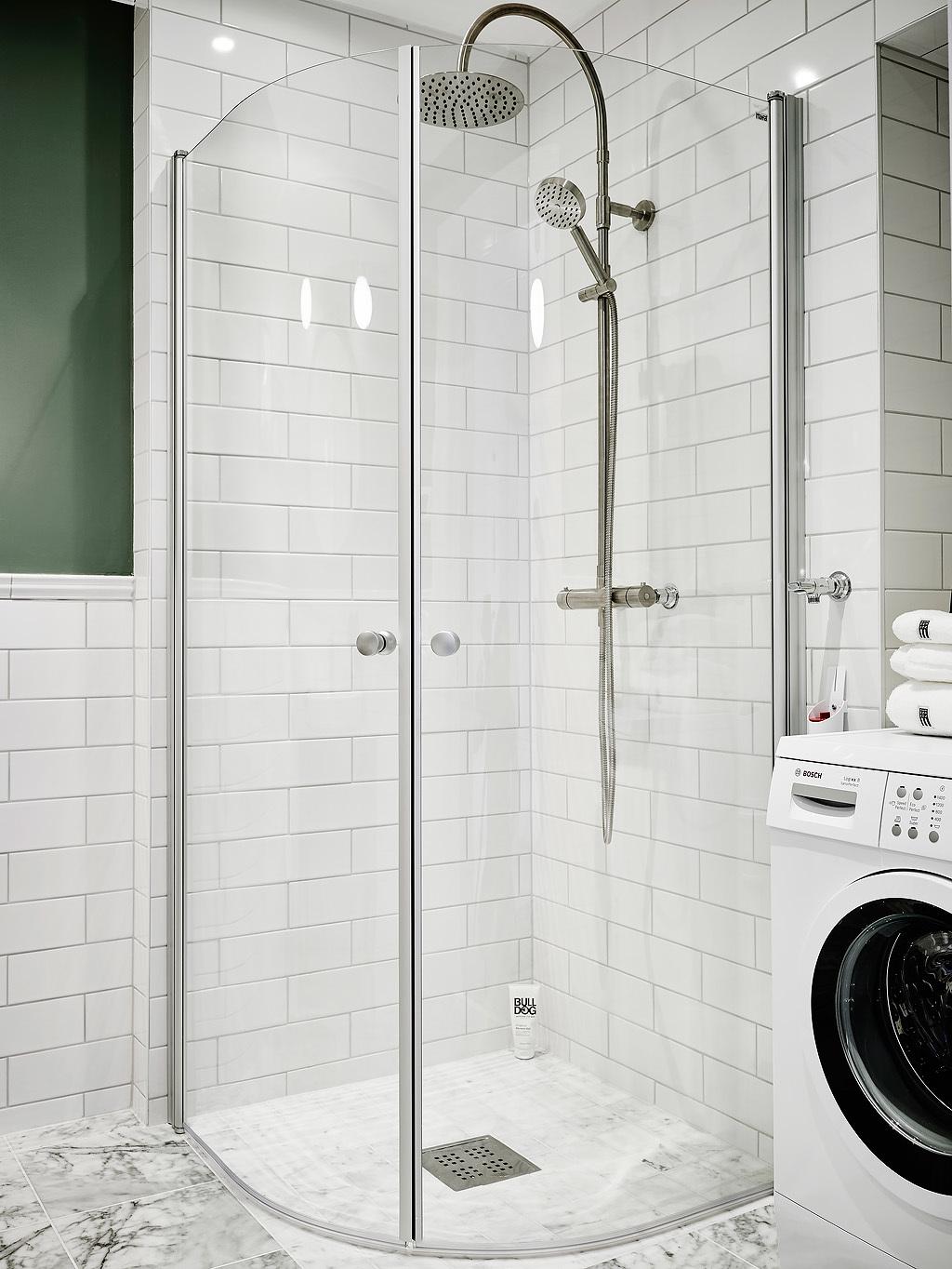 Badrum med tvättmaskin inspiration ~ xellen.com