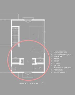 badrum-inspiration_vit-mosaik-5x5_Amee-Allsop_Hamptons_badrumsdrommar_planlosning-ovre_beskuren