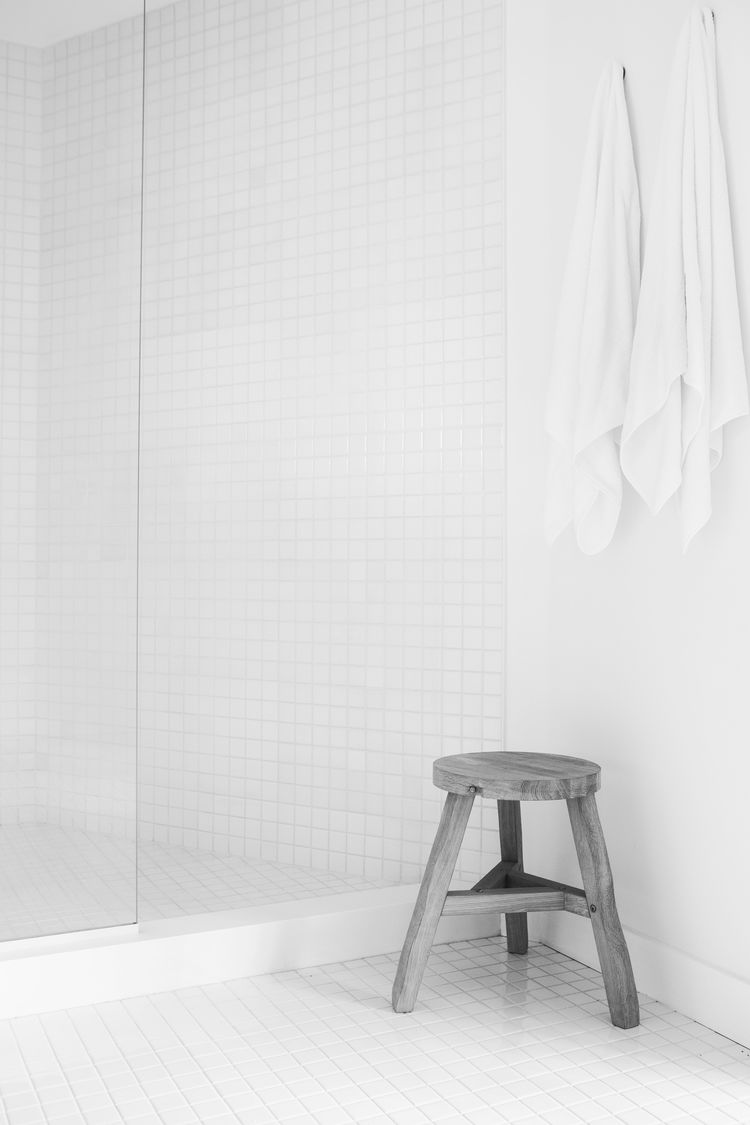 Badrum med vit fog ~ Xellen.com