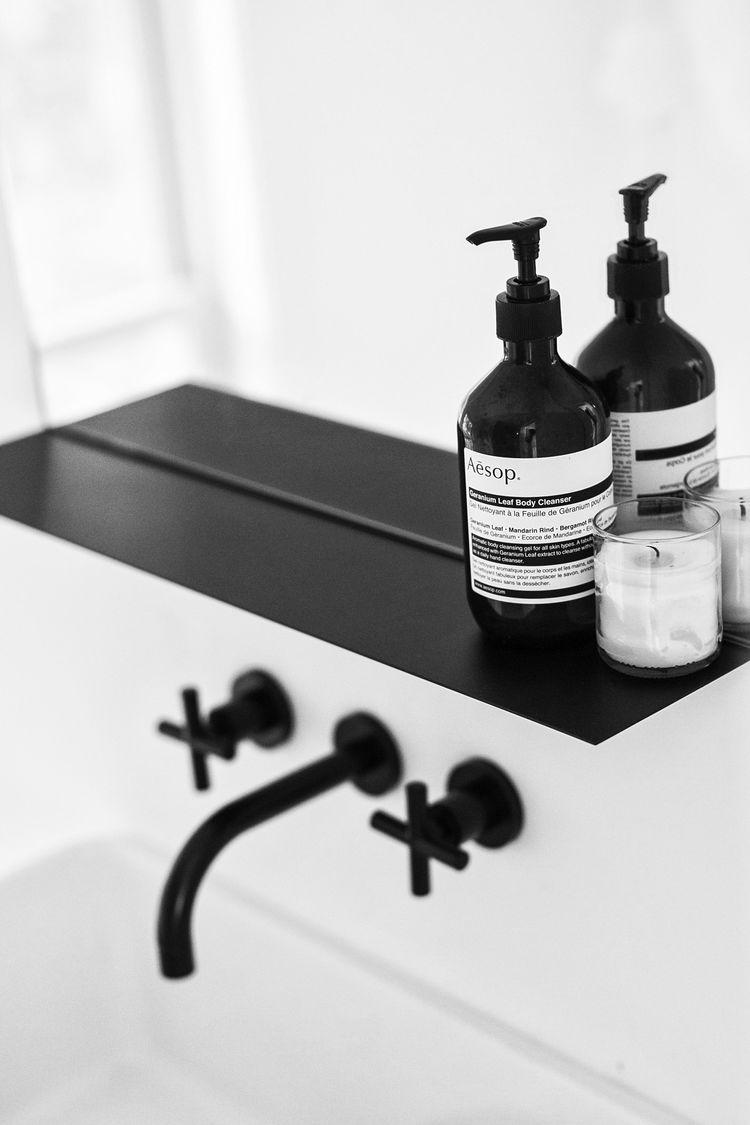 Glasvägg i badrummet ~ xellen.com