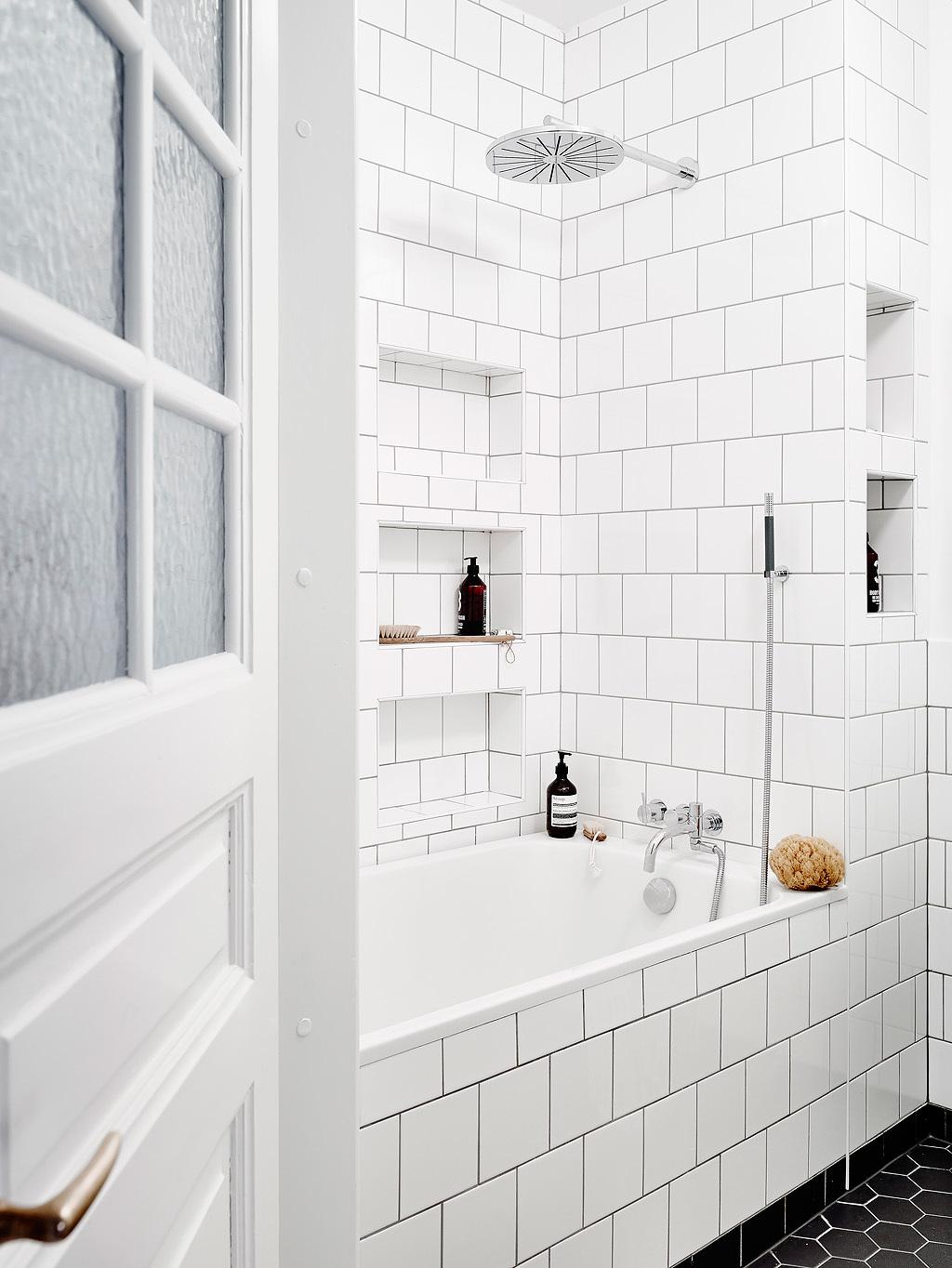 Bygg hyllnischer i badrummet! | Badrumsdrömmar