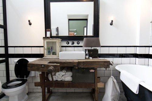 Koppar som detalj i badrum | Badrumsdrömmar