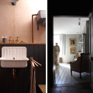 Badrumsinspiration  5 badrum med mattor att inspireras av ... d2896fc5b5d8a