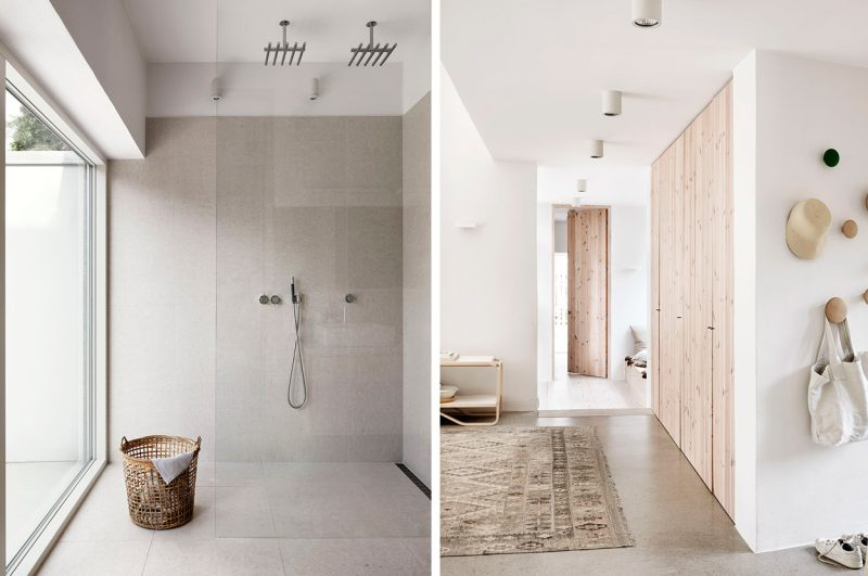 Badrumsinspiration - badrum inspiration dusch bathroom luxury shower sand  ljust varmt foto Petra Bindel via elle 335885fdebc96