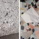 Badrumsinspiration - Trendspaning för terrazzo i badrum