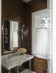 Badrumsinspiration - badrum inspiration bathroom klassiskt marmor badkar carrara new hamptons new england barrykingdesigns badrumsdrömmar 5
