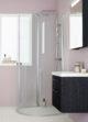 badrumsinspiration samarbete INR duschvaggar duschhorna linc modell monument horn oppen badrumsdrommar x