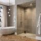 badrumsinspiration samarbete INR duschvaggar duschnisch glasdorr modell epic plus badrumsdrommar