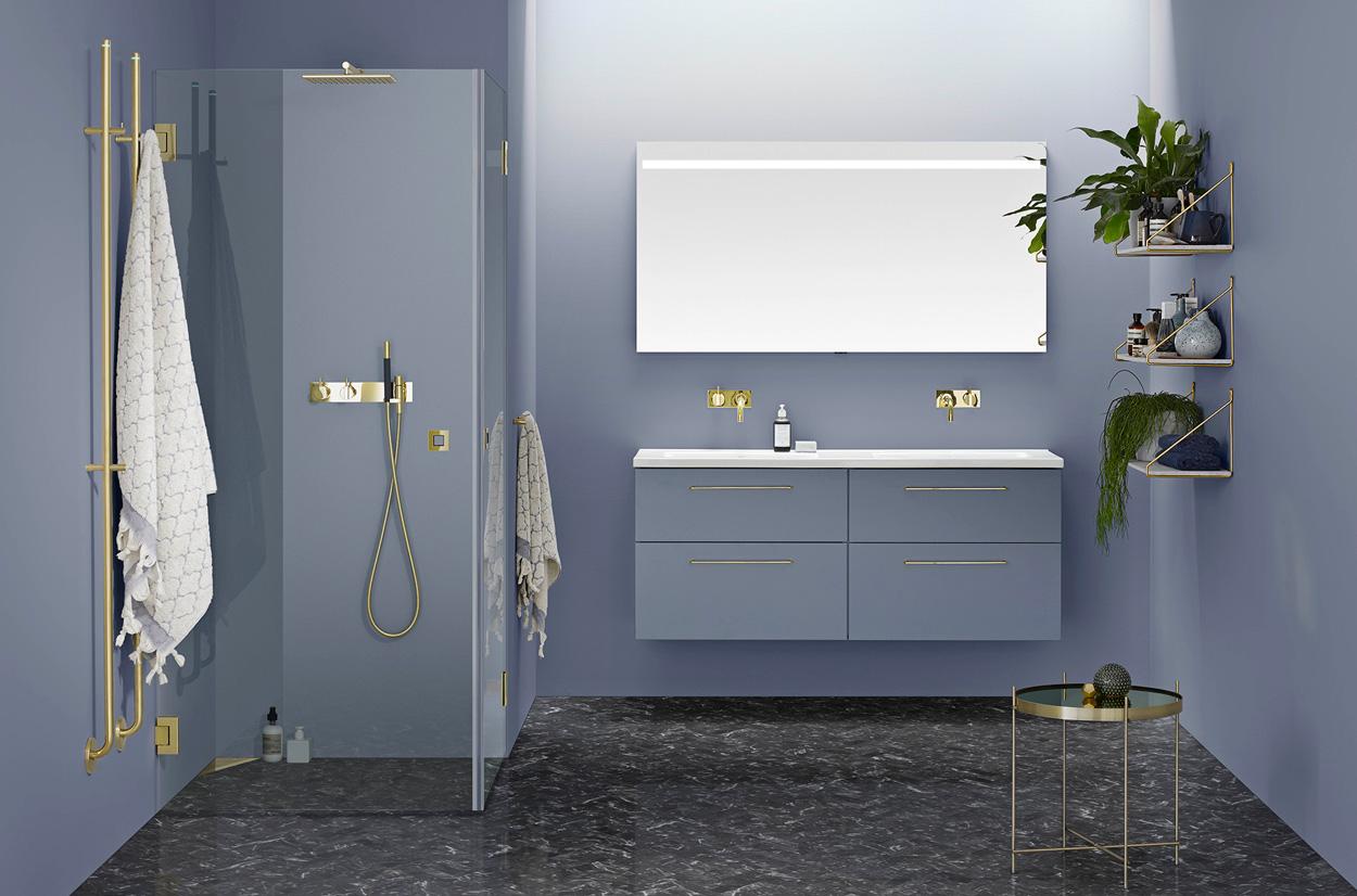 Vad är rätt duschväggar för ditt badrum? | Badrumsdrömmar : duschvägg till badkar : Badkar