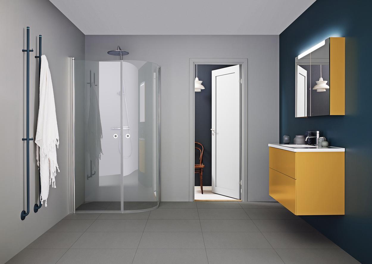 Inredning långt duschdraperi : Vad är rätt duschväggar för ditt badrum? | Badrumsdrömmar
