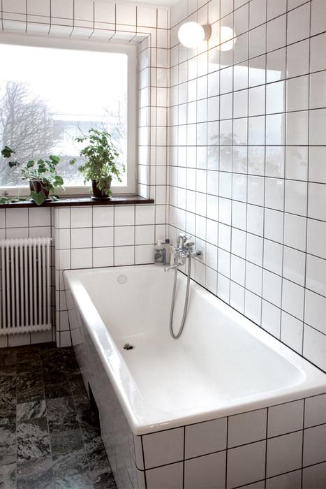 Kolmårdsmarmor badrum