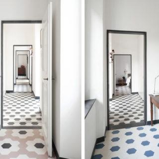 badrum väggar golv