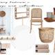 Badrumsinspiration - Skapa stilen - Naturtoner för badrum i nyproduktion.