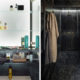 badrumsinspiration svart marmor badrum badrumsskap dusch hemma hos arkitekten andreas martin lof aspvik skargard foto ake eson lindman badrumsdrommar