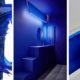 badrumsinspiration trendspaning badrum s electric blue moodboard klein blue artist jean soyer osandoos badrumsdrommar
