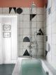 badrumsinspiration rosa badrum litet badrum inbyggt badkar carrara hemma hos beata heuman foto simon brown badrumsdrommar
