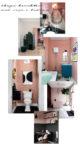 badrumsinspiration skapa stilen rosa badrum diy tips inspo kollage badrumstips gastwc carrara massing gucci wallpaper yvonne kone badrumsdrommar