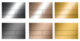 badrumsinspiration rostfri spolknappar wc TECE square PVD metallic samarbete badrumsdrommar