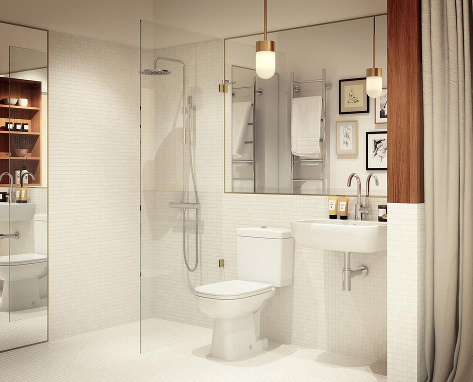 Enkelt DIY klapptips för badkaret Badrumsdrömmar