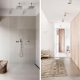 Badrumsinspiration - badrum inspiration dusch bathroom luxury shower sand ljust varmt foto Petra Bindel via elle decoration badrumsdrömmar feature