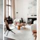Badrumsinspiration - Trendspaning för badrum - Tres chic stil i benvitt, beige och sand till travertine, marmor och rotting.
