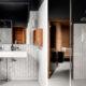 badrumsinspiration vitt badrum vitt x halvforband kakel svart badrumstak dusch bastu stort handfat bageriet oscar properties badrumsdrommar